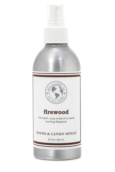 room & linen spray FIREWOOD