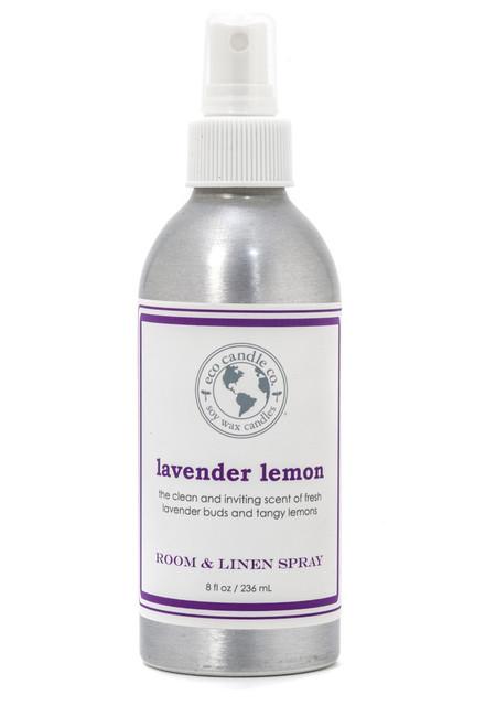 room & linen spray LAVENDER LEMON