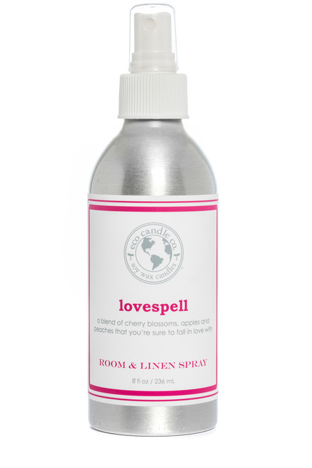 room & linen spray LOVESPELL