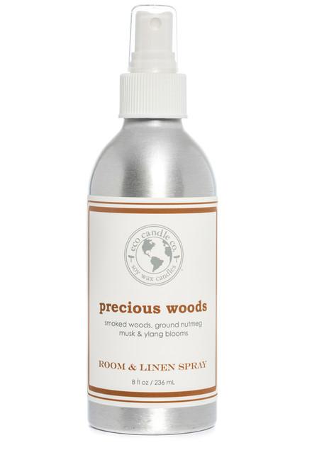 room & linen spray PRECIOUS WOODS