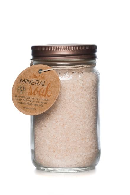 mineral soak VITAMIN