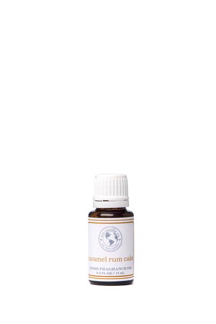 home fragrance oil CARAMEL RUM CAKE