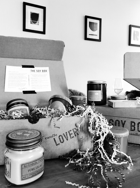 The Soy Box: Candle Lover