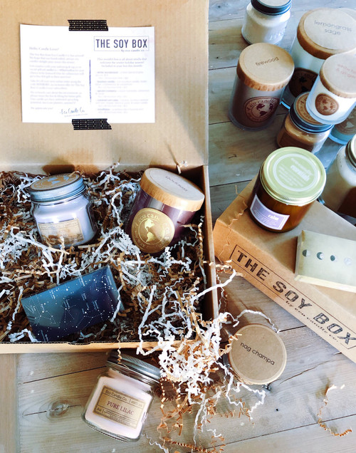 The Soy Box: Candle Addict