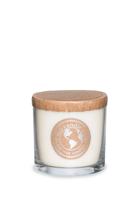 6oz soy eco candle STERLING ROSE