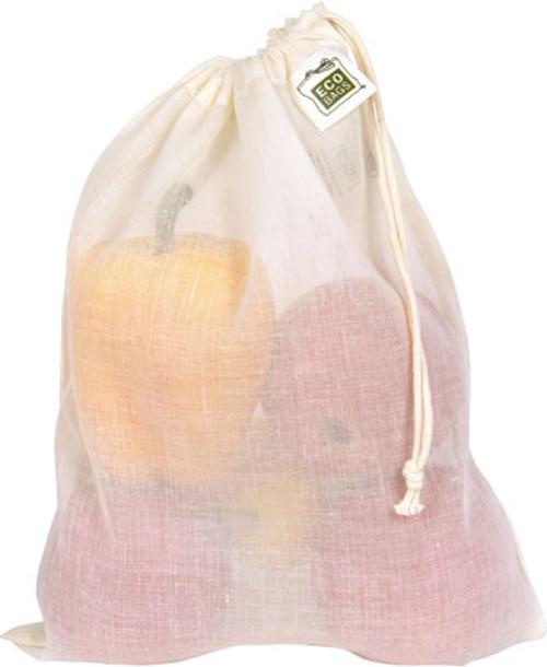 eco bags GAUZE PRODUCE BAGS