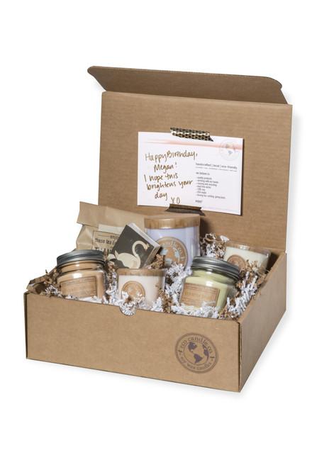 Gift Box   Candles   Medium