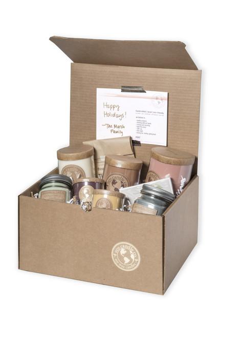 LARGE Candle Gift Box