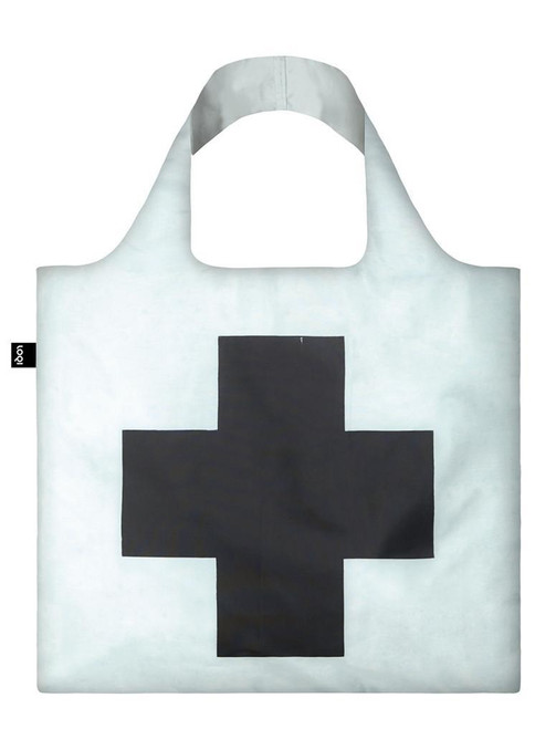 shopping bag BLACK CROSS