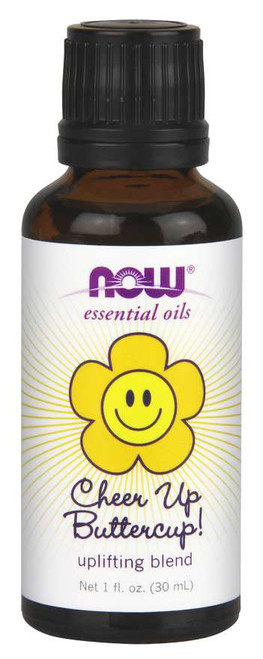 essential oil blend CHEER UP BUTTERCUP
