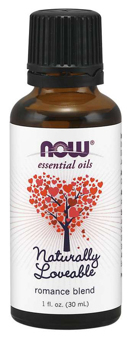 essential oil blend NATURALLY LOVEABLE