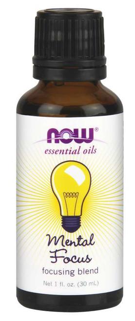 essential oil blend MENTAL FOCUS