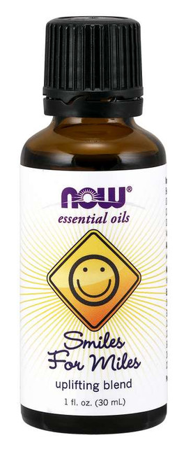 essential oil blend SMILES FOR MILES