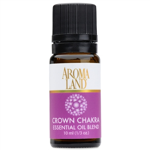 essential oil blend CROWN CHAKRA