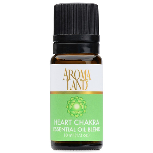 essential oil blend HEART CHAKRA
