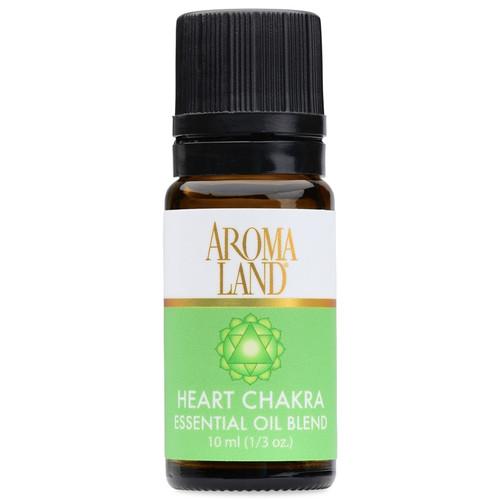 essential oil blend HEART CHAKRA