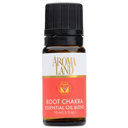 essential oil blend ROOT CHAKRA