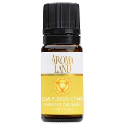 essential oil blend SOLAR PLEXUS CHAKRA