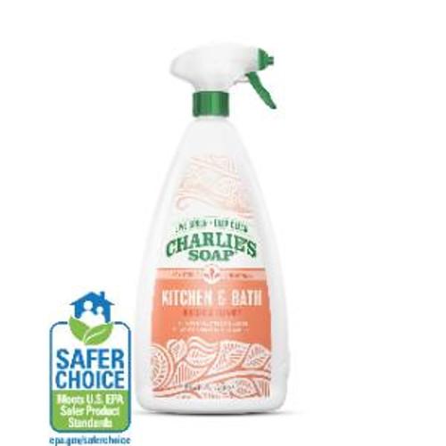 charlie's soap KITCHEN & BATH CLEANER