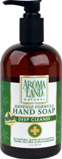 liquid hand soap DEFENSE FORMULA