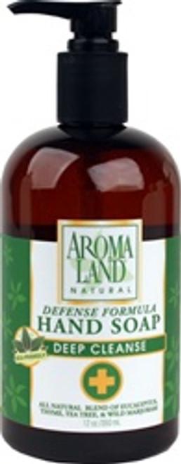 liquid hand soap DEFENSE FORMULA
