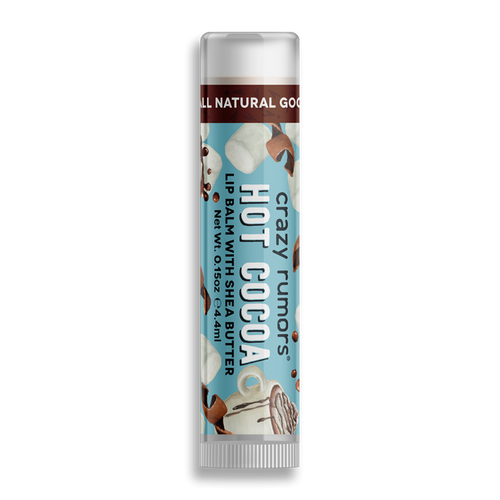lip balm HOT COCOA
