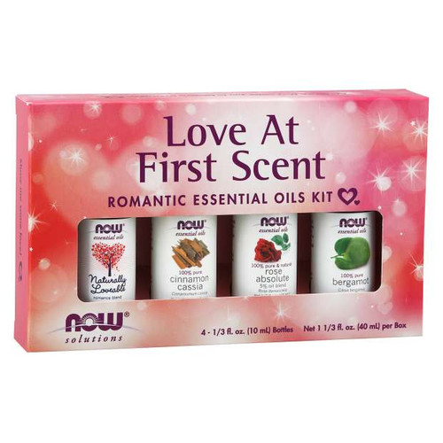 essential oil kit LOVE