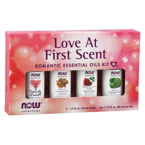 essential oil kit LOVE