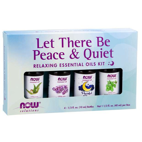 essential oil kit LET THERE BE PEACE & QUIET
