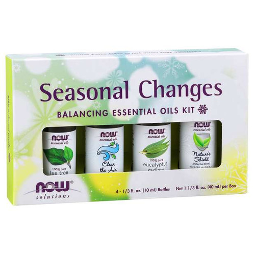 essential oil kit SEASONAL CHANGES