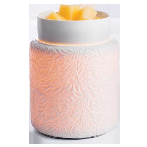 candle wax warmer BOTANICAL