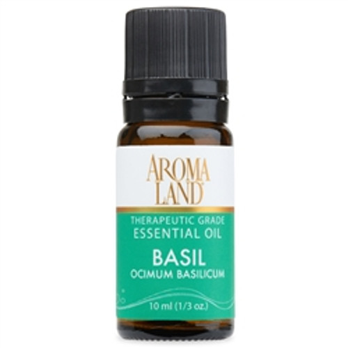 essential oil BASIL SWEET