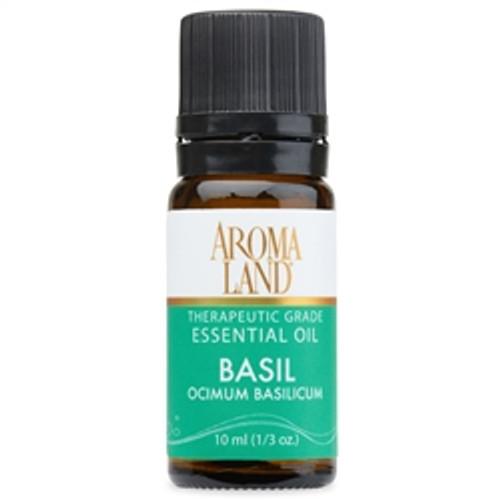 essential oil BASIL SWEET