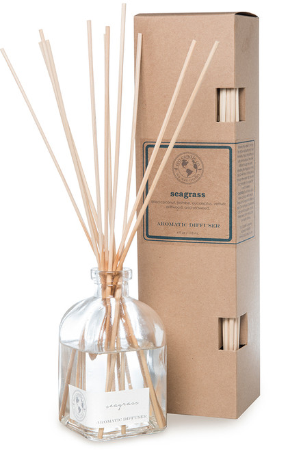 reed diffuser SEAGRASS