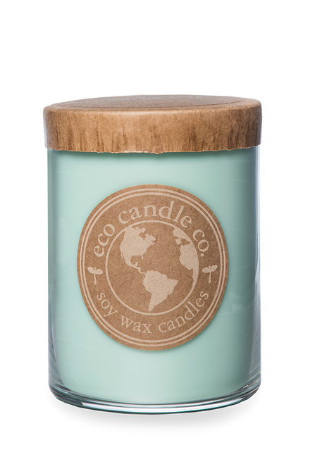 16oz soy eco candle SEAGRASS