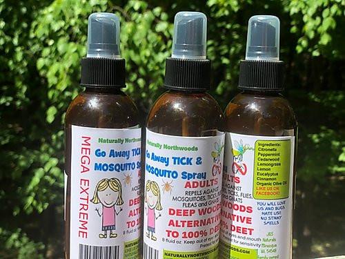 bug spray MEGA EXTREME