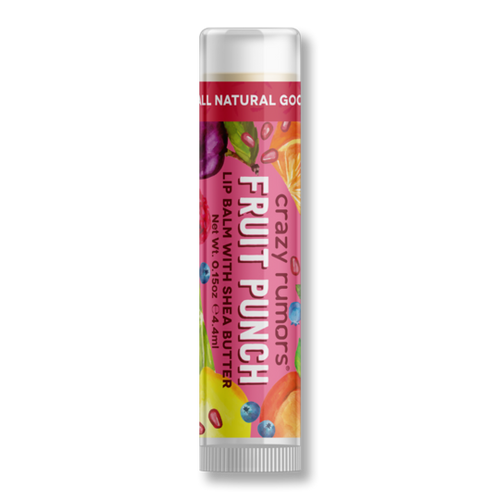 lip balm FRUIT PUNCH