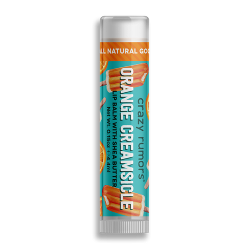 lip balm ORANGE CREAMSICLE