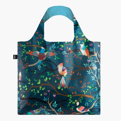 shopping bag BIRDS