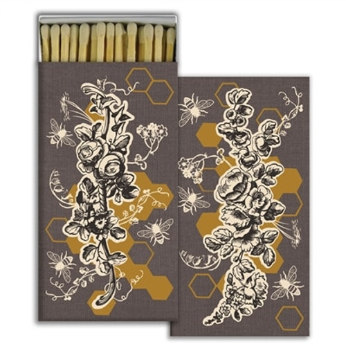 matches BEE BOUQUET