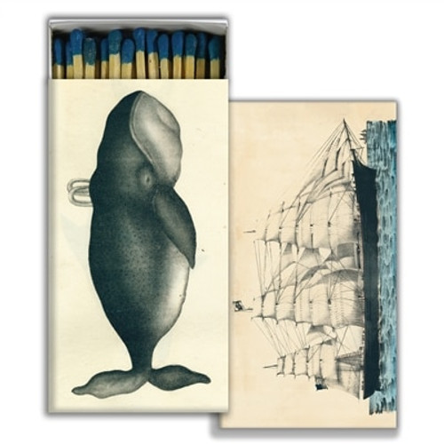 matches WHALE