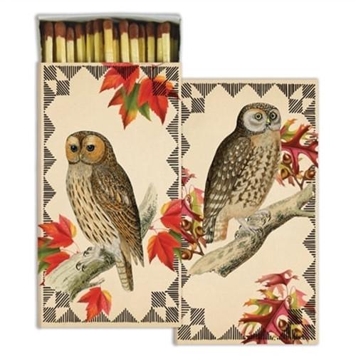 matches AUTUMN OWLS