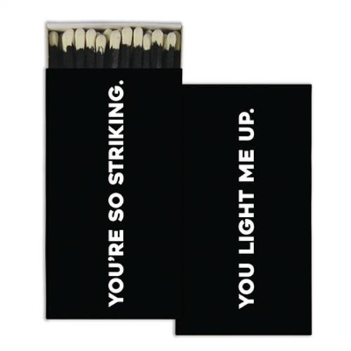 matches STRIKING