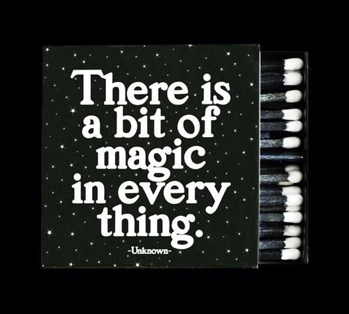 matches MAGIC