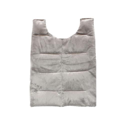 back wrap CHARCOAL