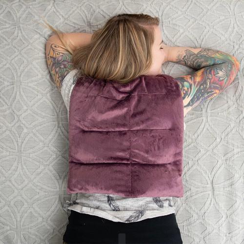back wrap LAVENDER