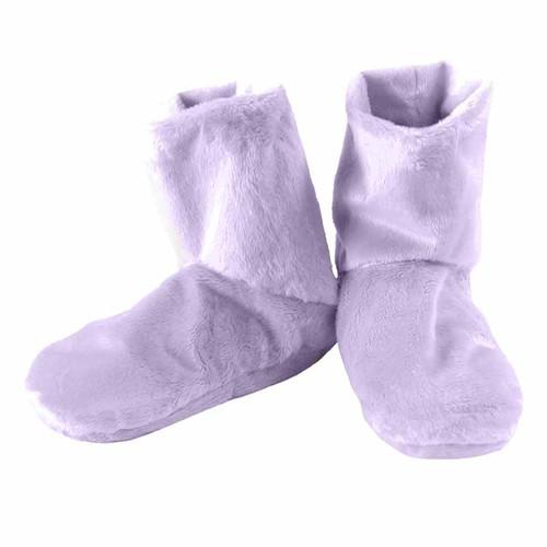 comfort booties LAVENDER