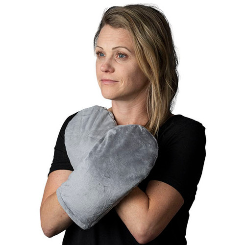 spa mitts CHARCOAL