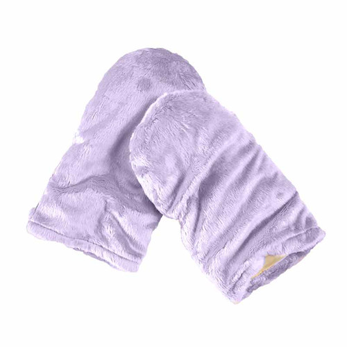spa mitts LAVENDER