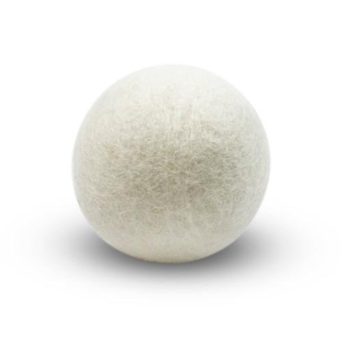 eco dryer ball WHITE